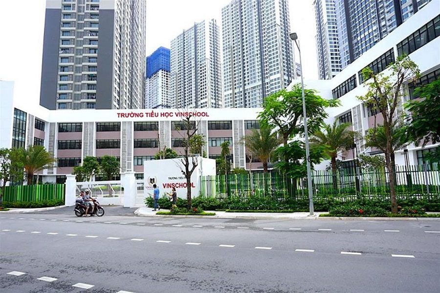 Projects in Ho Chi Minh City have quality local school facilities