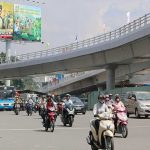 Thu Thiem 2 Bridge, The Intersection Between My Thuy And Traffic Works Will Be Completed In 2018