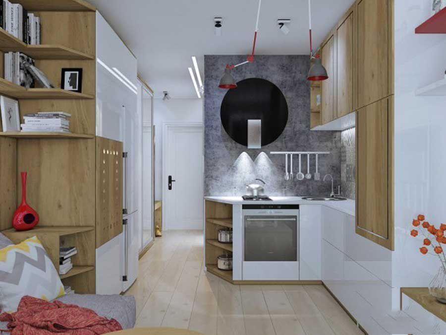Design ideas for tube houses