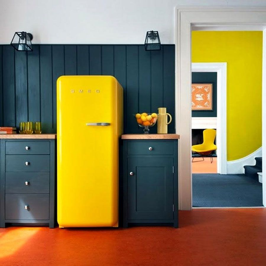 Choosing the refrigerator according to feng shui standards