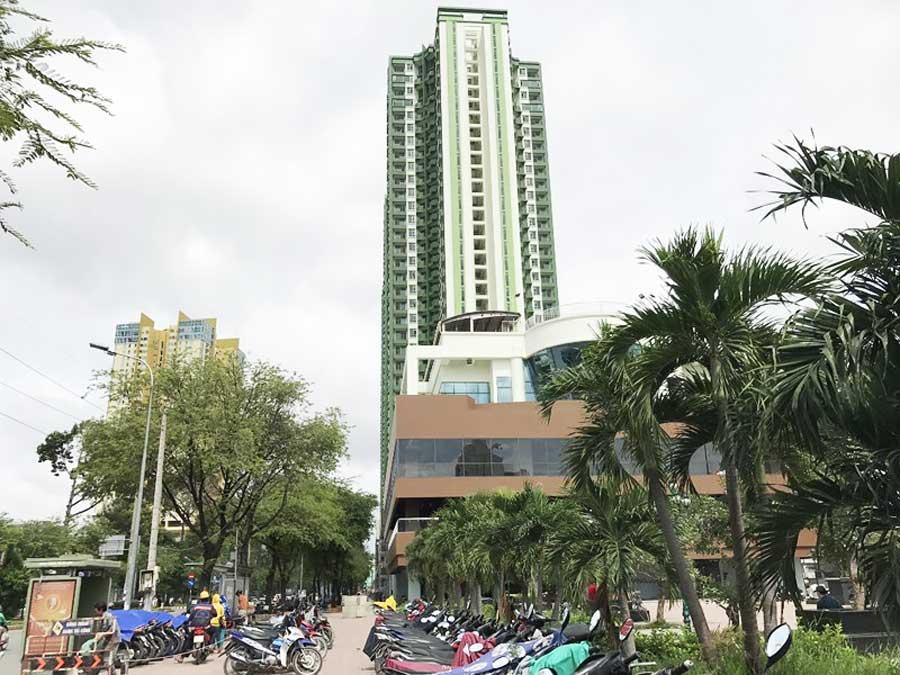Thuan Kieu Plaza project
