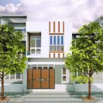 Simple Design Ideas For Townhouses Style