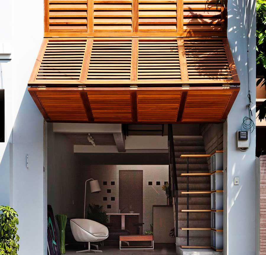 Beautiful house pipe model
