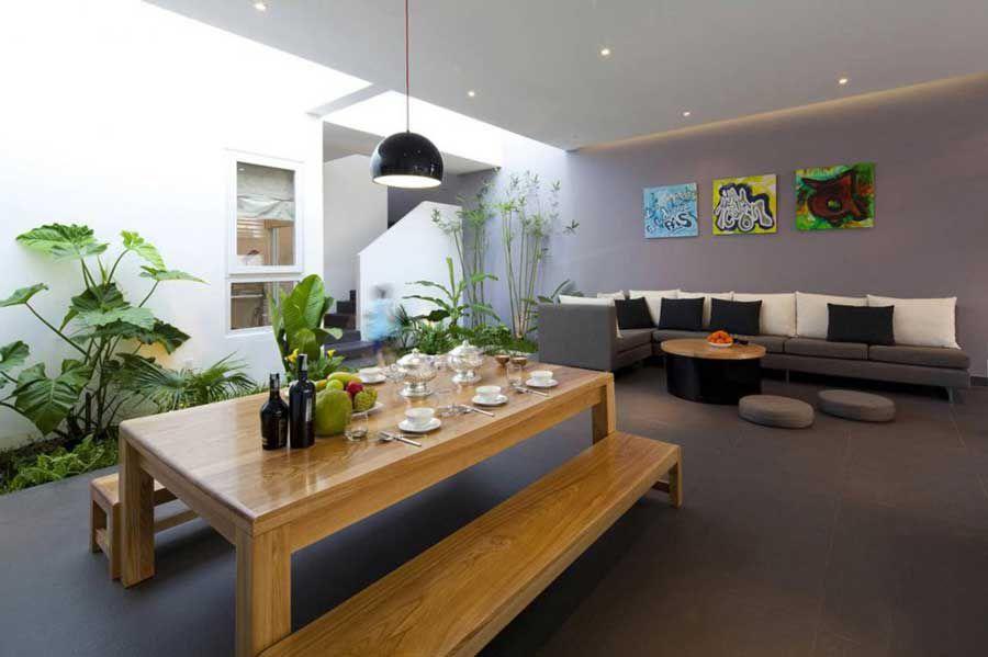 Beautiful living space
