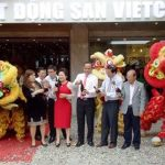 Opening Vietcomreal Real Estate Transaction Center