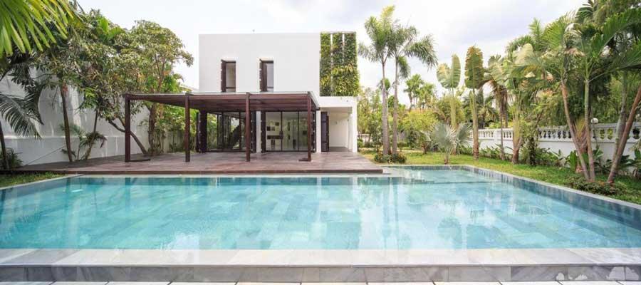 beautiful villas in District 2