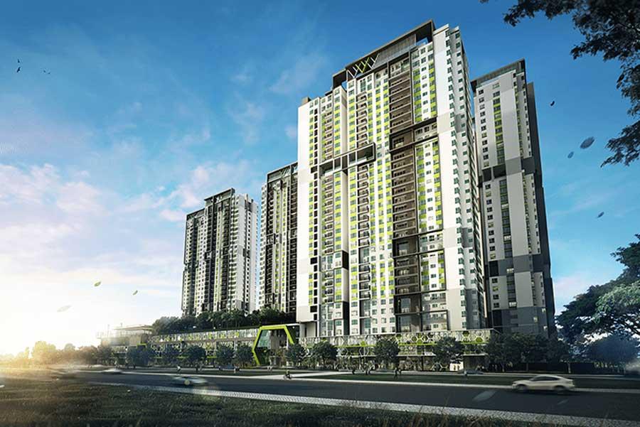 Vista Verde apartment project