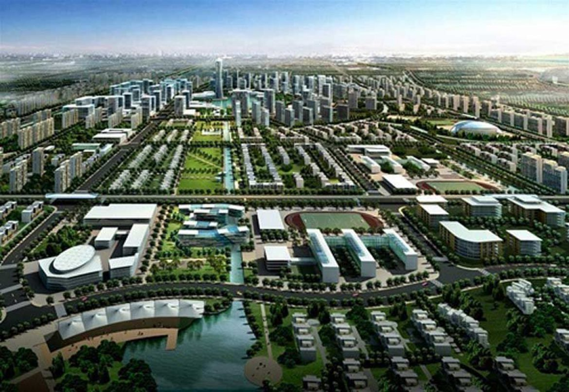 land planning in Binh Chanh