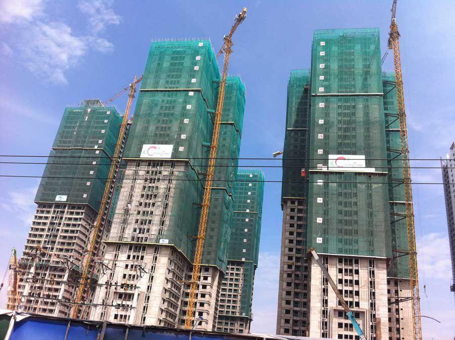 Select villa in the city or urban apartment in Hanoi