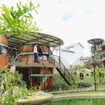 Visit The Homestay With The Barrel – Shaped In Dalat
