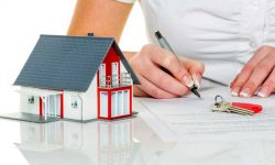 "payment schedule when buying a home ""on paper"""