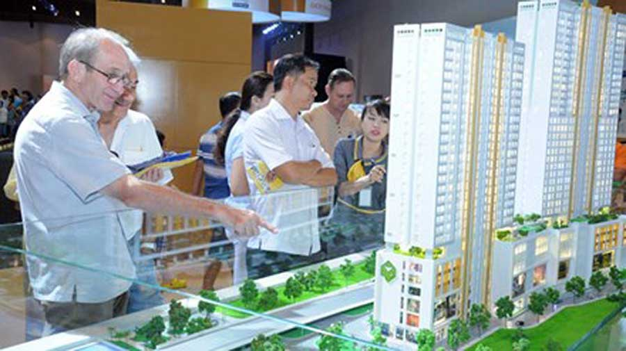 Foreign investors bought house increasing up dramatically