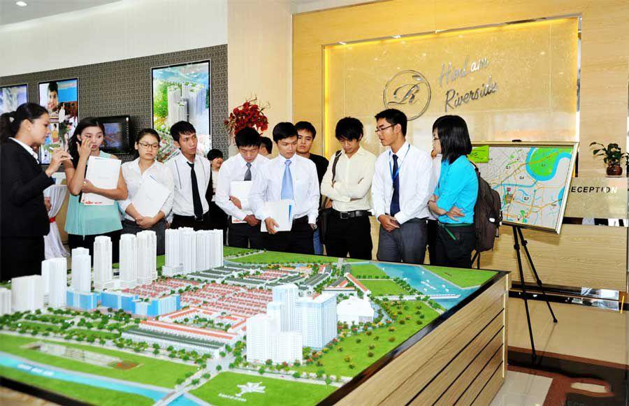 Borrow money to buy condominiums