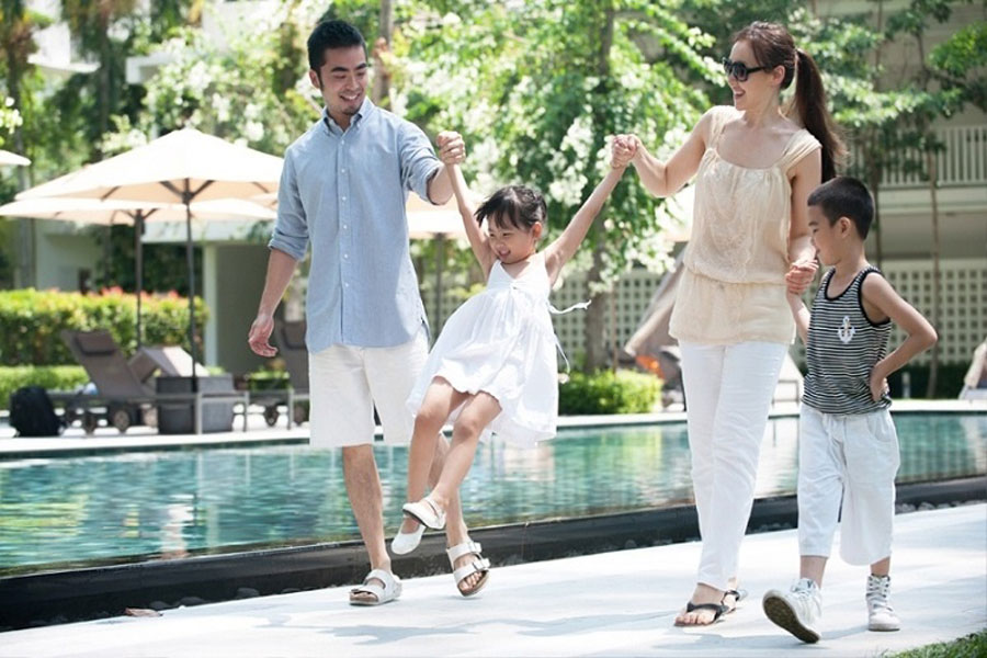 4 steps to buy apartments for families preparing to have children