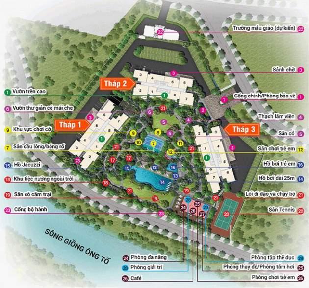 Palm Garden - Palm City project