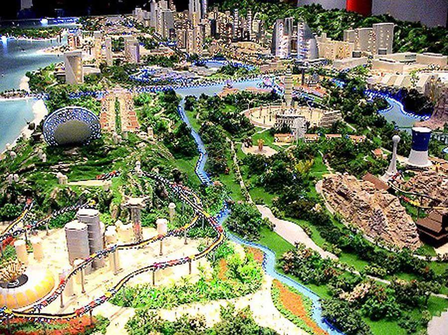 Ho Chi Minh City builds an international park