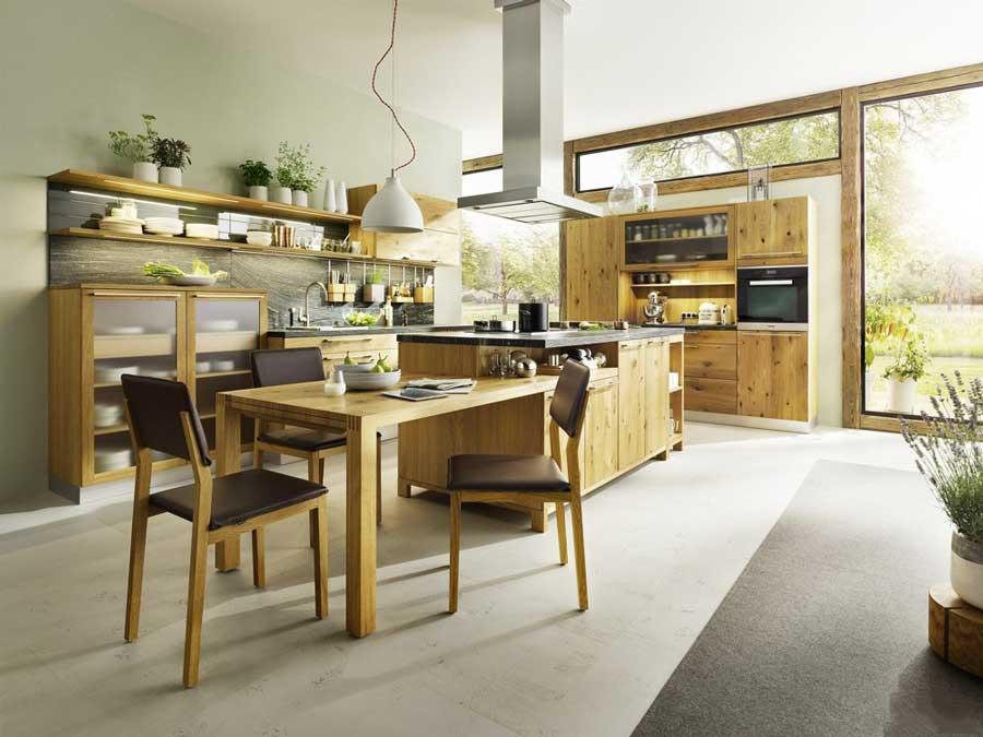 Trendy kitchen design 2017