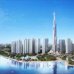 The Tallest Building In Vietnam – The Landmark 81 Is About To Build A Roof