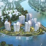 On 7 September 2017, Begin Construction Of The Bridge Connected Diamond Island And Mai Chi Tho Avenue