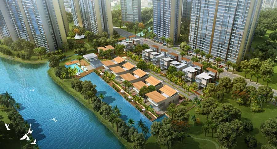 Terrace - a green garden for your apartment