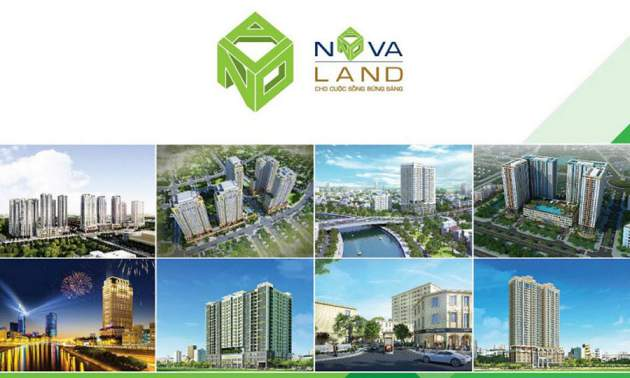 Novaland shares down by VND1,000