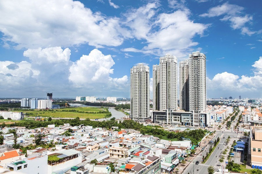 Looking back at HCMC real estate market in 2017 and forecasting for 2018
