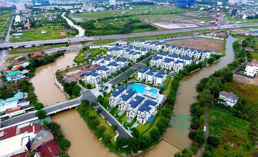 Property market in Ho Chi Minh City has not developed signs