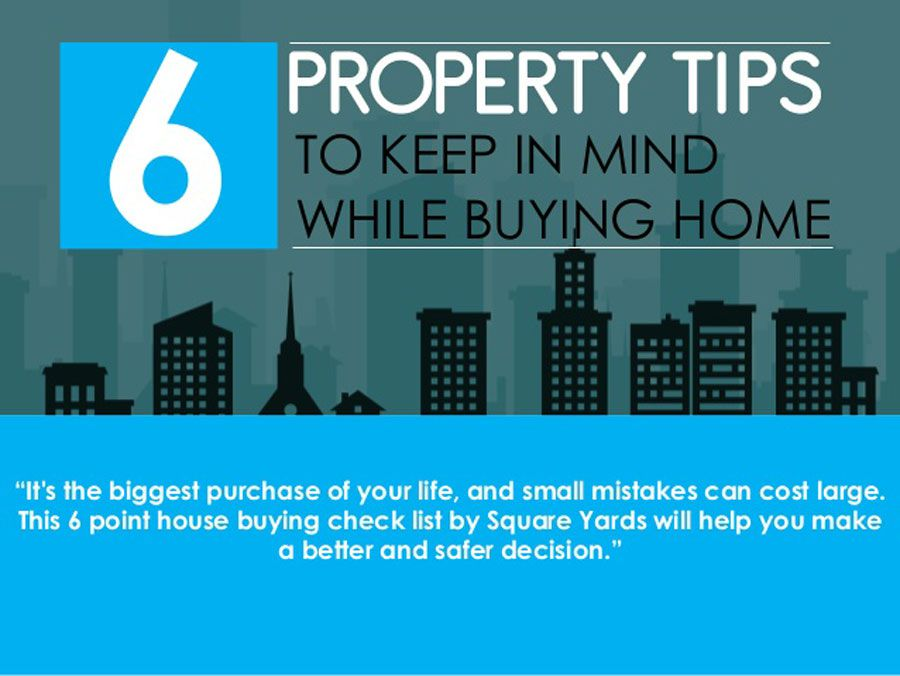 Before buying a house, you should keep in mind 9 tips