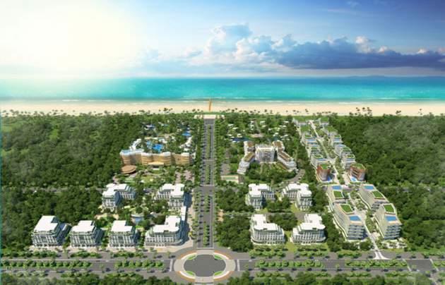 real estate resort in Phu Quoc