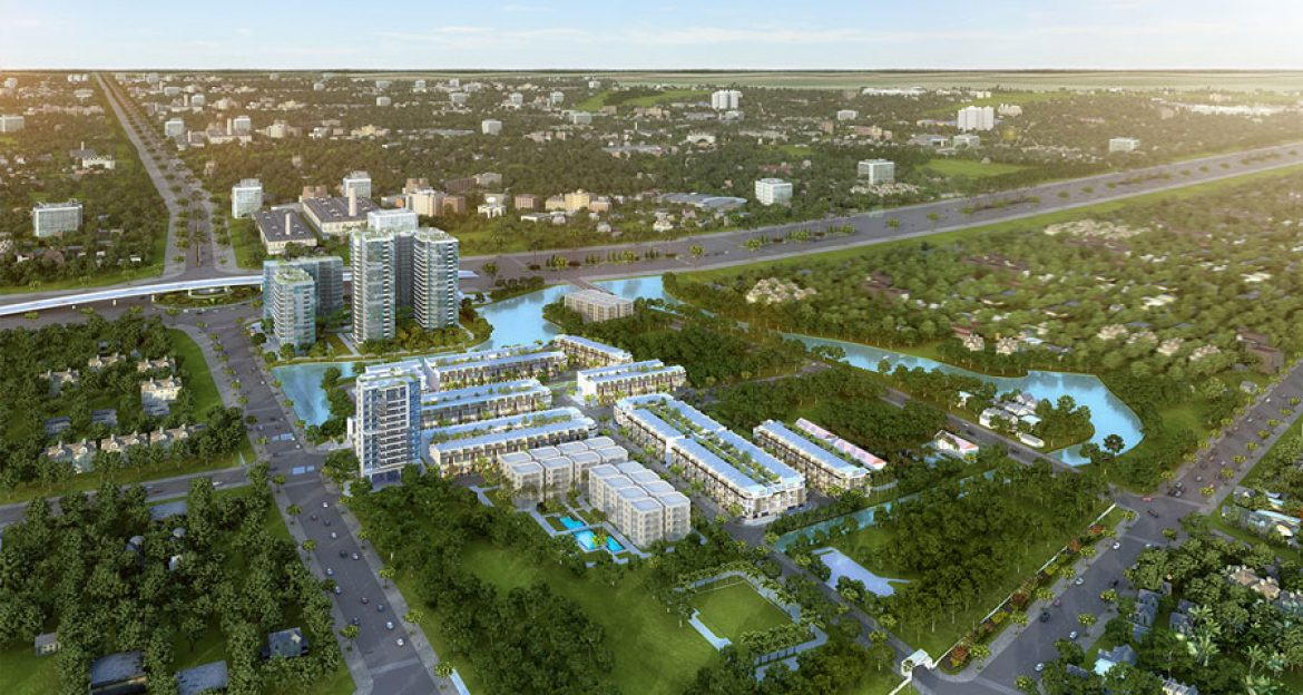 HCMC will have an innovative urban area in the East