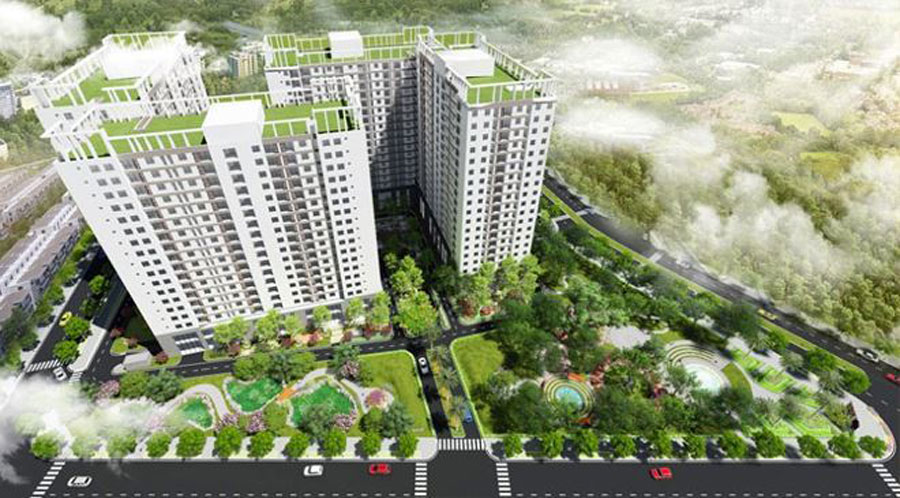 Guiding constructor for housing development program in HCMC