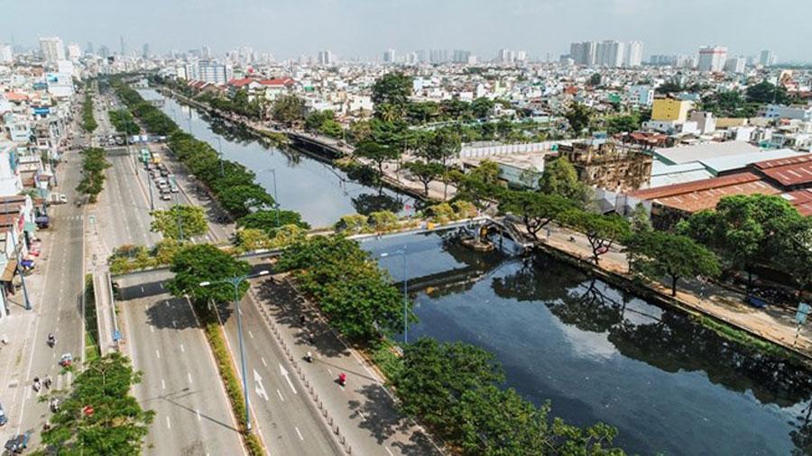Binh Dong Wharf