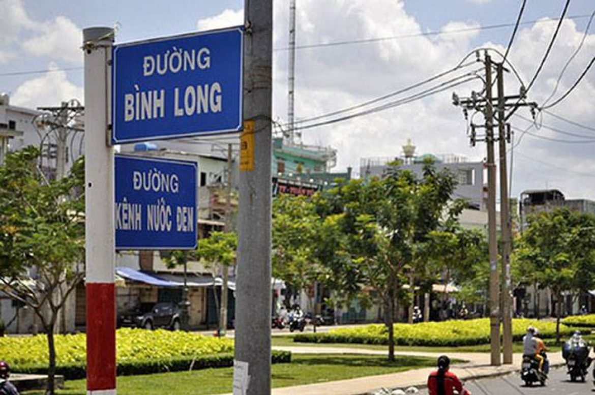 HCMC has 14 more road names