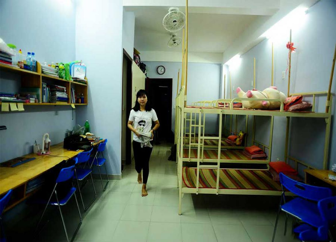 Price for rent room in Ho Chi Minh