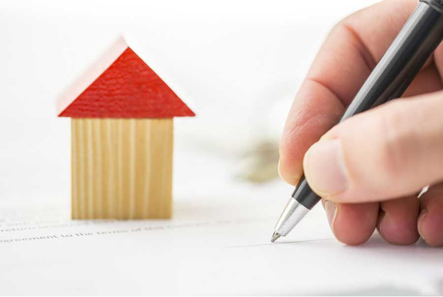 Trapping real estate trading contracts