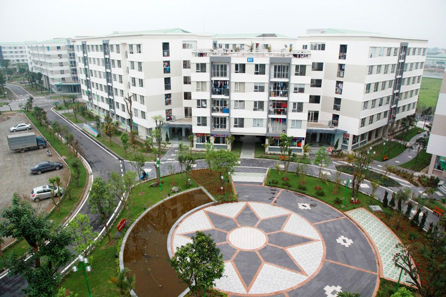 Stopping disbursement of loans for building social houses for investors