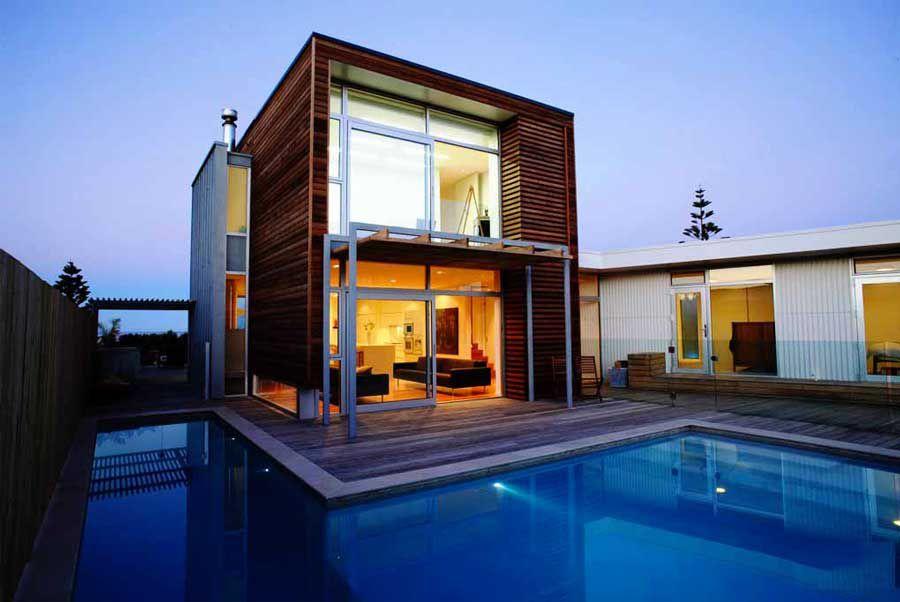 The secret of swimming pool design in modern villas