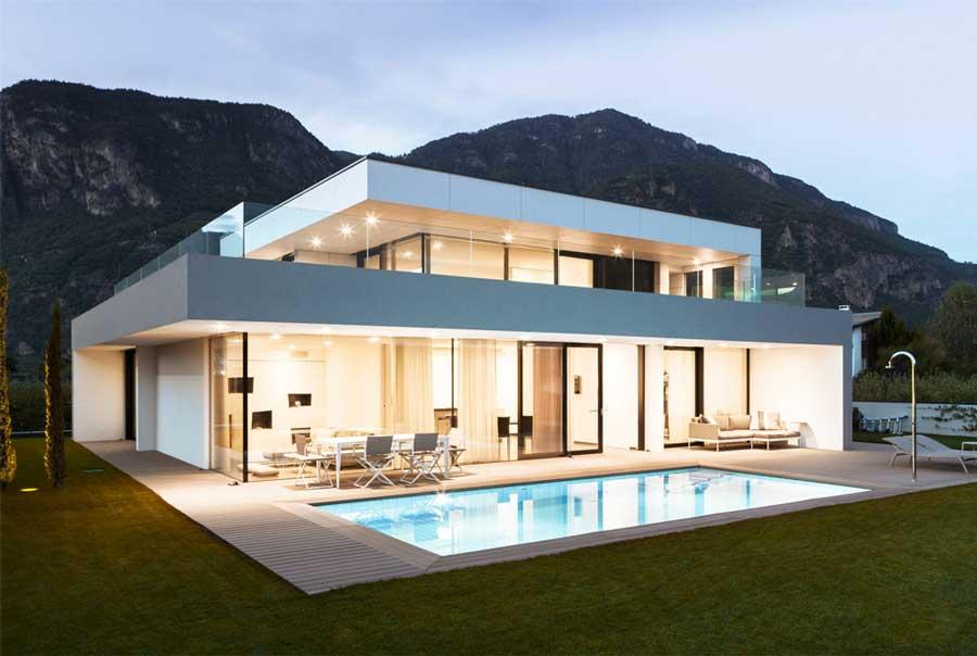 Designing beautiful villa