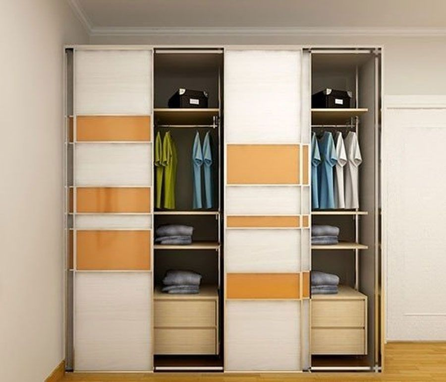 Keep in mind about feng shui when placing the wardrobe