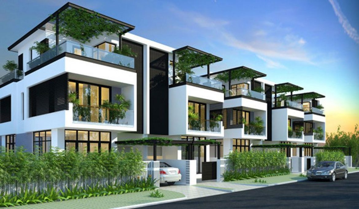"""""""Surprised"""" with the attraction of villas, townhouses"""