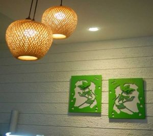 Guiding to decorate the house to welcome Tet holiday by feng shui