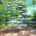 Opened Phase 1 Of The Greenest Building In The Planet Forest In The Sky At Flamingo