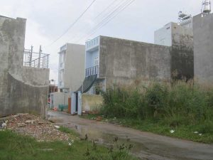 Hunting land for building rental house