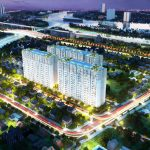 1000 High-End Apartment Cost VND1,5 Billion For Young People