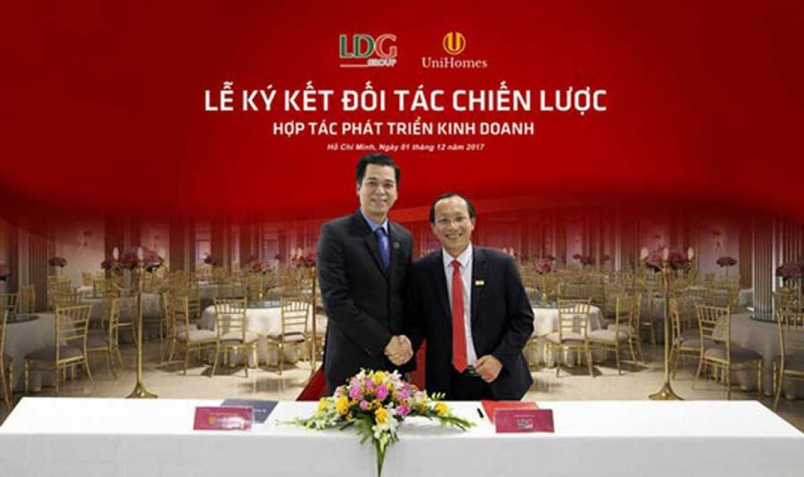 LDG develops smart apartments in Saigon West