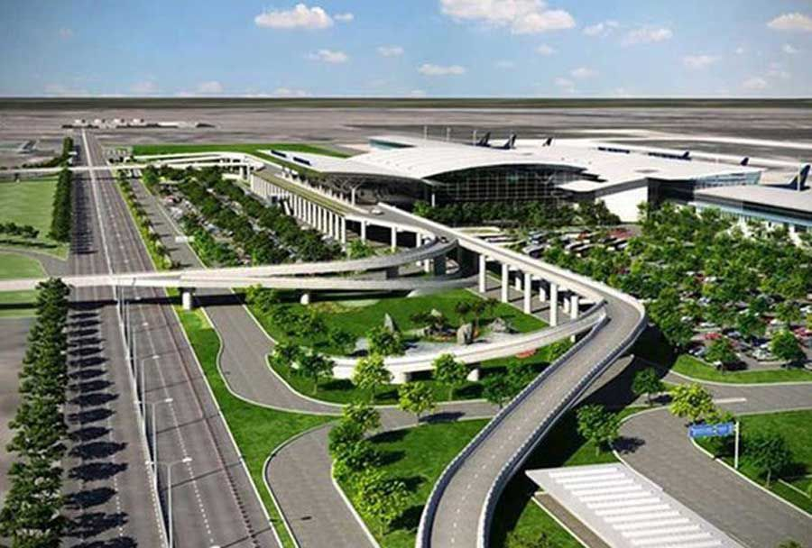 Long Thanh Airport Project