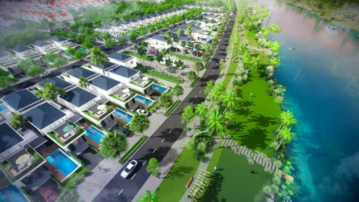 River View urban area project