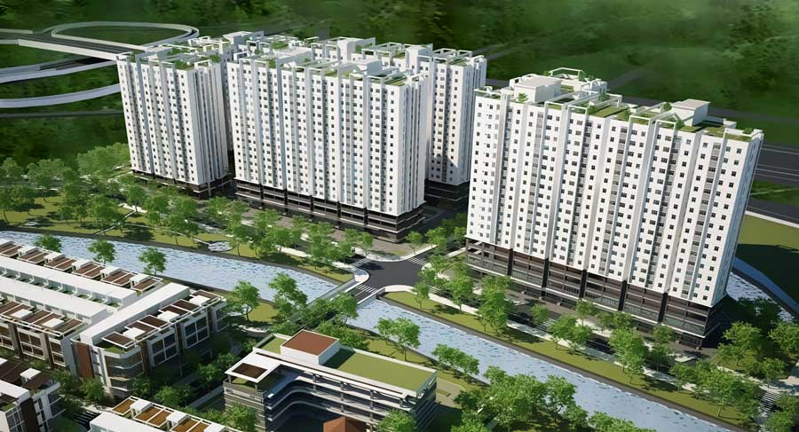 Project Sunview Town (Thu Duc District)