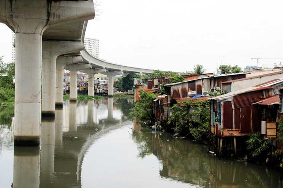 Urban railway No. 1