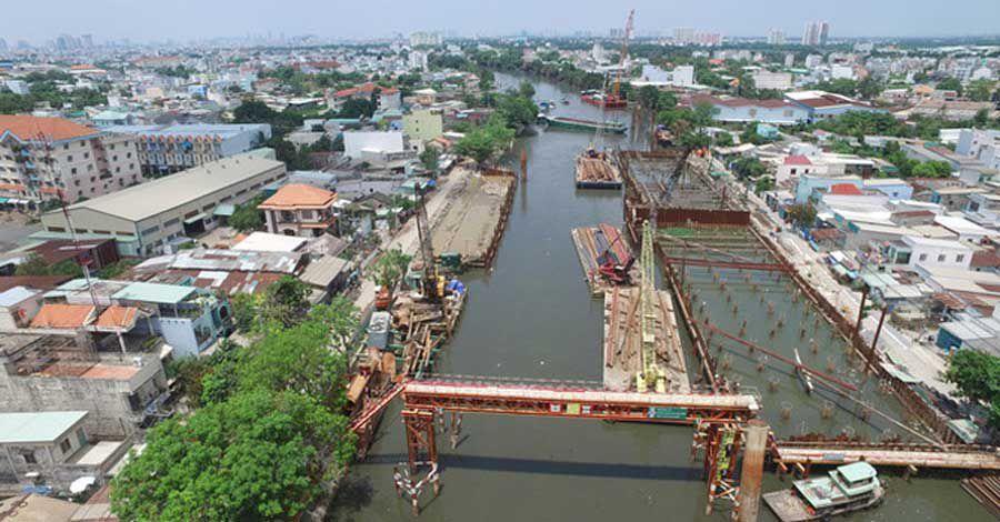 Project against flooding 10.000 billion